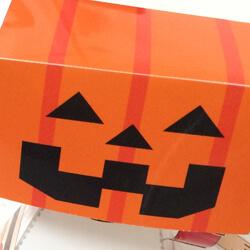 【ハロウィン】ペーパークラフトマスクパーツの作り方