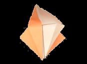 鶴の折り方.5