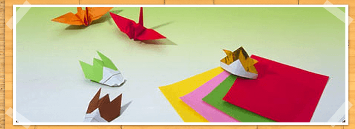 折り紙メイン